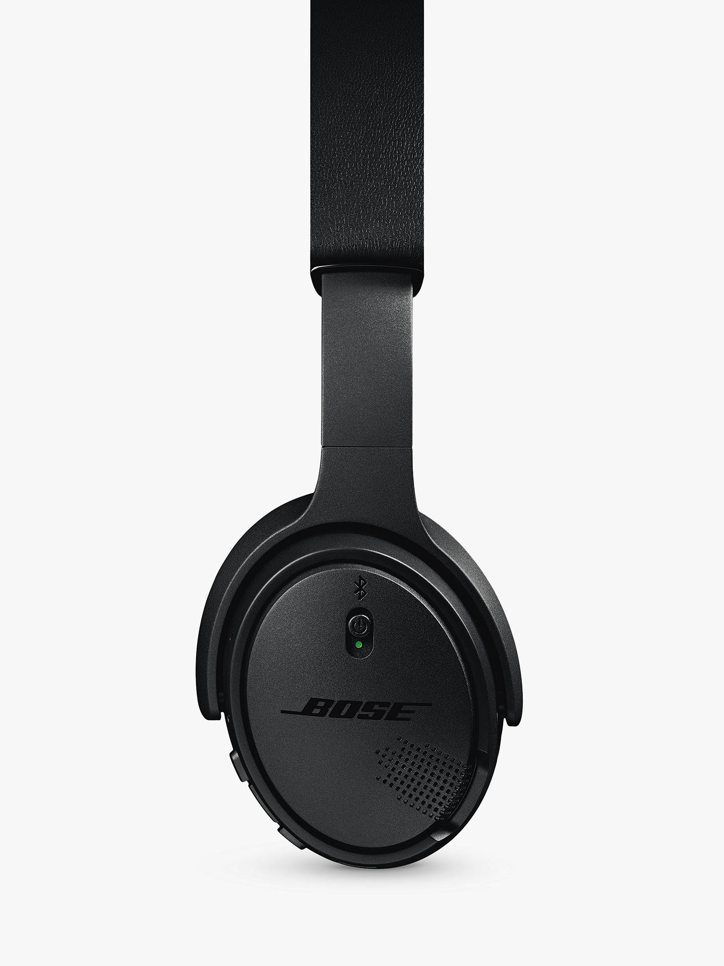 Buy Bose® On-Ear Wireless Bluetooth Headphones with Mic/Remote, Black Online at johnlewis.com