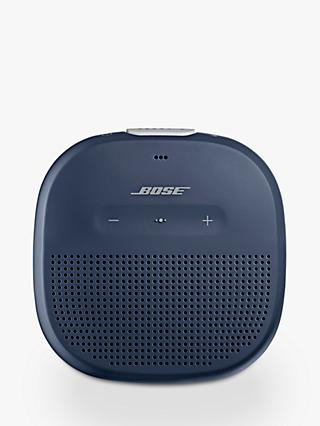 Bose® SoundLink® Micro Water-resistant Portable Bluetooth Speaker with Built-in Speakerphone
