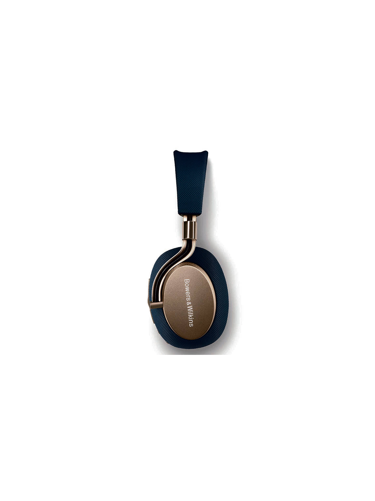 BuyBowers & Wilkins PX Noise Cancelling Wireless Over Ear Headphones, Soft Gold Online at johnlewis.com