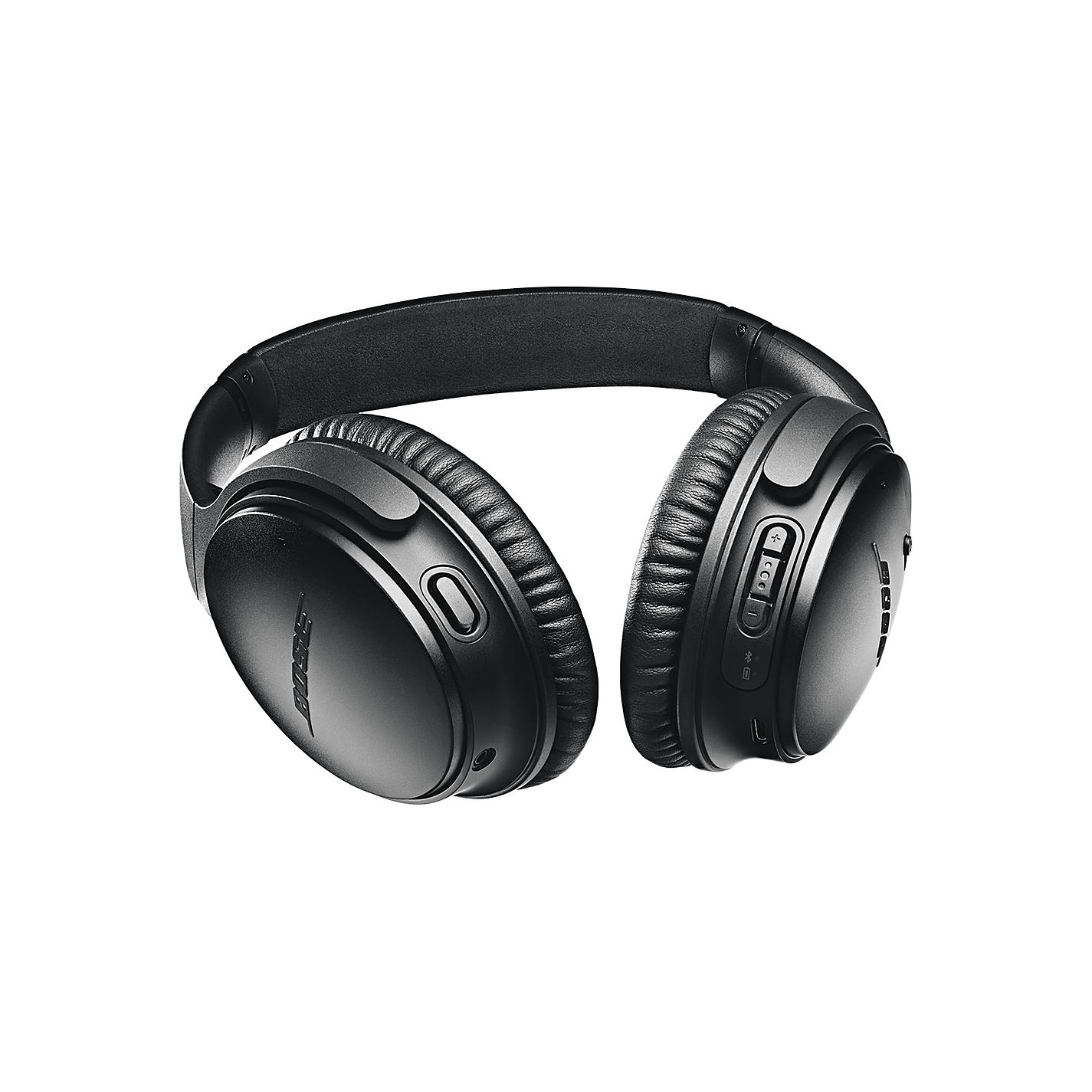 bose noise cancelling wireless headphones. buy bose® quietcomfort® noise cancelling® qc35 ii over-ear wireless bluetooth nfc bose cancelling headphones e