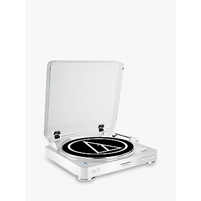 Image of Audio-Technica AT-LP60BT Bluetooth Turntable