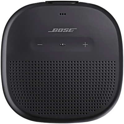 Image of BOSE Soundlink Micro Portable Bluetooth Speaker - Black, Black