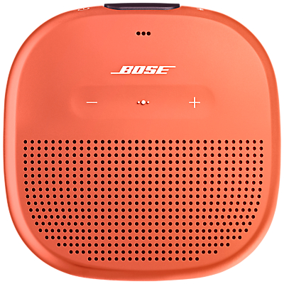 Image of Bose® SoundLink® Micro Water-resistant Portable Bluetooth Speaker with Built-in Speakerphone