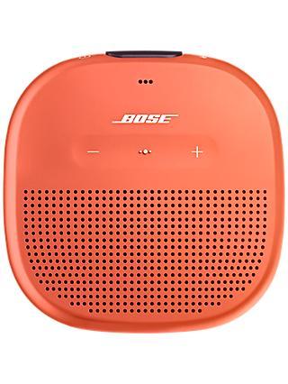 Bose SoundLink Micro Water-resistant Portable Bluetooth Speaker with Built-in Speakerphone