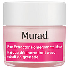 Buy Murad Pore Extractor Pomegranate Mask, 50ml Online at johnlewis.com