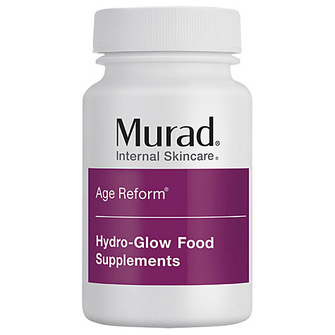 Buy Murad Age Reform Hydra Glow Food Supplements, 60 tablets Online at johnlewis.com