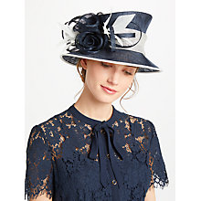 Buy John Lewis Lou Side Up Disc Rose Ornament Occasion Hat Online at johnlewis.com