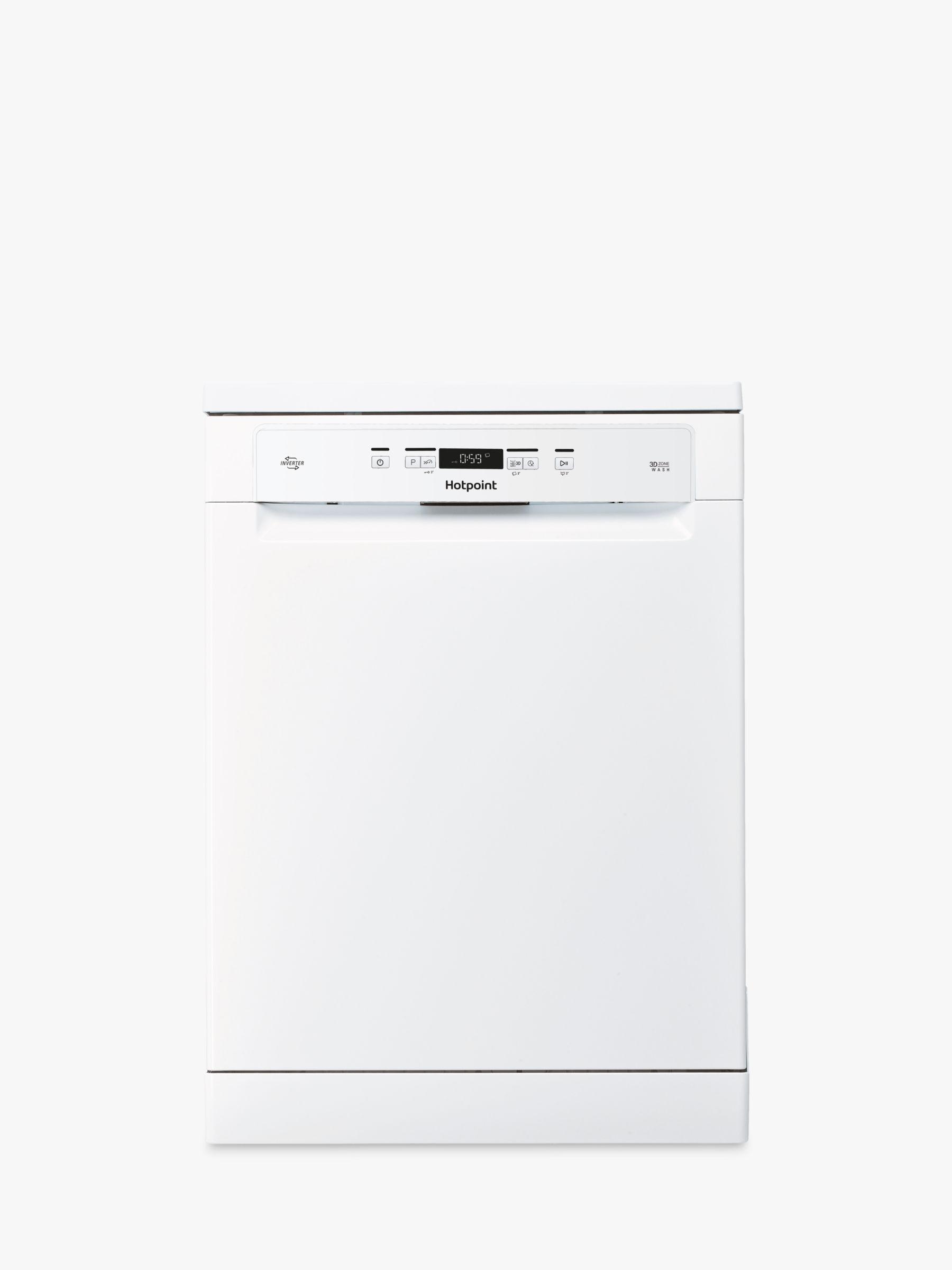 Hotpoint Hotpoint HFO3C23 WF UK Freestanding Dishwasher, White