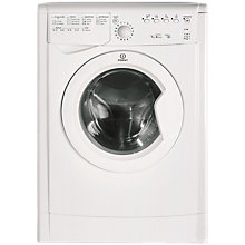 Buy Indesit IDVL75 B R.9 Vented Tumble Dryer, 7kg Load, B Energy Rating, White Online at johnlewis.com