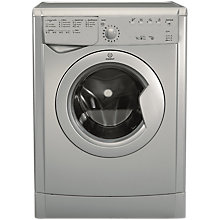 Buy Indesit IDVL75BRS.9 Freestanding Vented Tumble Dryer, 7kg Load, B Energy Rating, Silver Online at johnlewis.com
