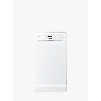 Hotpoint HFC 3C26 W UK Freestanding Dishwasher, White