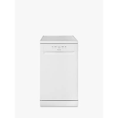 Hotpoint HFC 2B+26 C UK Freestanding Dishwasher, White