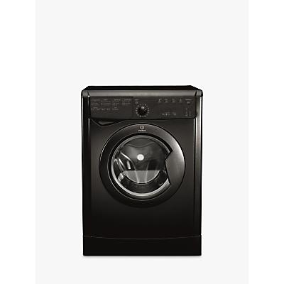 Indesit IDVL75BRK.9 Vented Tumble Dryer, 7kg Load, B Energy Rating, Black