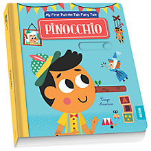 Buy My First Fairy Tale, Pinocchio Book Online at johnlewis.com