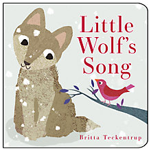 Buy Little Wolf's Song Book Online at johnlewis.com