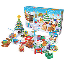 Buy VTech Toot Toot Animals Advent Calendar Online at johnlewis.com