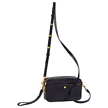 Buy Jigsaw Wren Leather Cross Body Bag Online at johnlewis.com