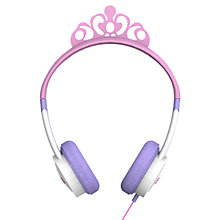 Buy ZAGG ifrogz Little Rockerz Children's Volume Limiting On-Ear Headphones, Princess Online at johnlewis.com