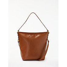 Buy John Lewis Rosa Leather Bucket Bag Online at johnlewis.com