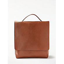 Buy John Lewis Rosa Leather Backpack Online at johnlewis.com