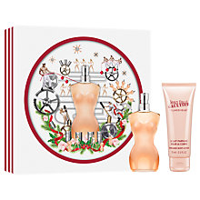 Buy Jean Paul Gaultier Le Classique 50ml Eau de Toilette Fragrance Gift Set Online at johnlewis.com