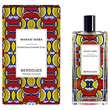 Buy BERDOUES Massai Mara Eau de Parfum, 100ml Online at johnlewis.com