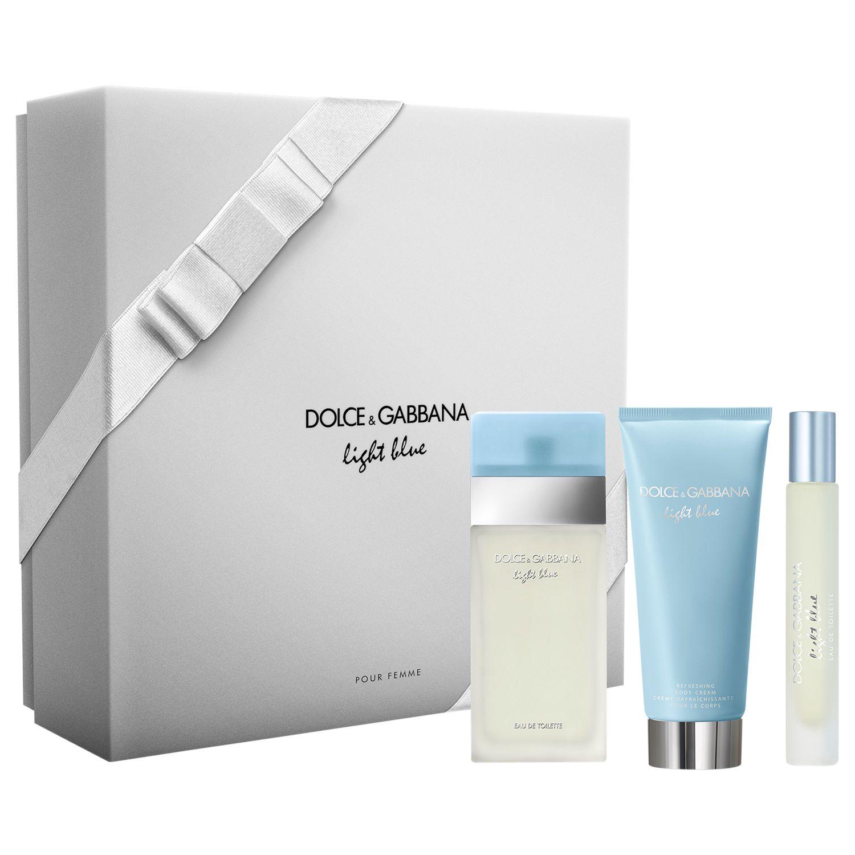 DOLCE&GABBANA light blue Eau de Toilette 50ml Gift Set