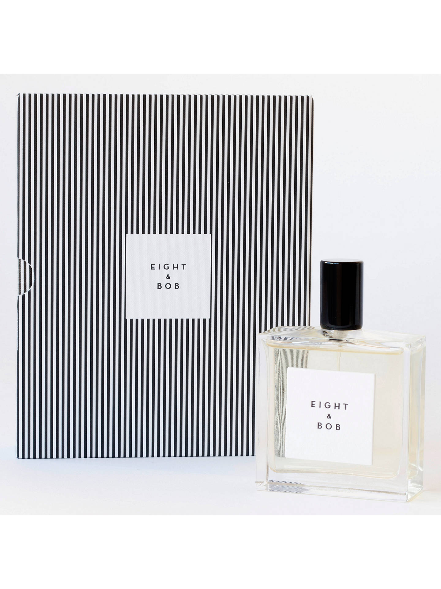 Eight Bob Original Eau De Parfum In Book 100ml At John Lewis
