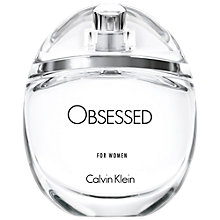 Buy Calvin Klein Obsessed For Women Eau de Parfum Online at johnlewis.com