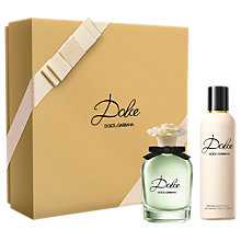 Buy Dolce & Gabbana Dolce 50ml Eau de Parfum Fragrance Gift Set Online at johnlewis.com