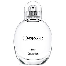 Buy Calvin Klein Obsessed For Men Eau de Toilette Online at johnlewis.com