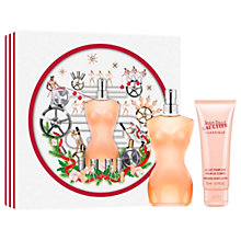 Buy Jean Paul Gaultier Le Classique 100ml Eau de Toilette Fragrance Gift Set Online at johnlewis.com