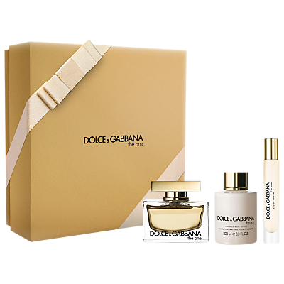 Dolce & Gabbana The One 75ml Eau de Parfum Fragrance Gift Set Review