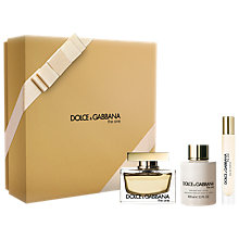 Buy Dolce & Gabbana The One 75ml Eau de Parfum Fragrance Gift Set Online at johnlewis.com
