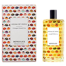 Buy BERDOUES Assam Of India Eau de Parfum, 100ml Online at johnlewis.com
