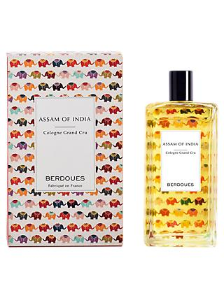 BERDOUES Assam Of India Eau de Parfum, 100ml