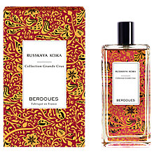 Buy BERDOUES Russkaya Kozha Eau de Parfum, 100ml Online at johnlewis.com