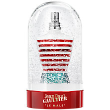 Buy Jean Paul Gaultier Le Male Christmas Edition Eau de Toilette, 100ml Online at johnlewis.com