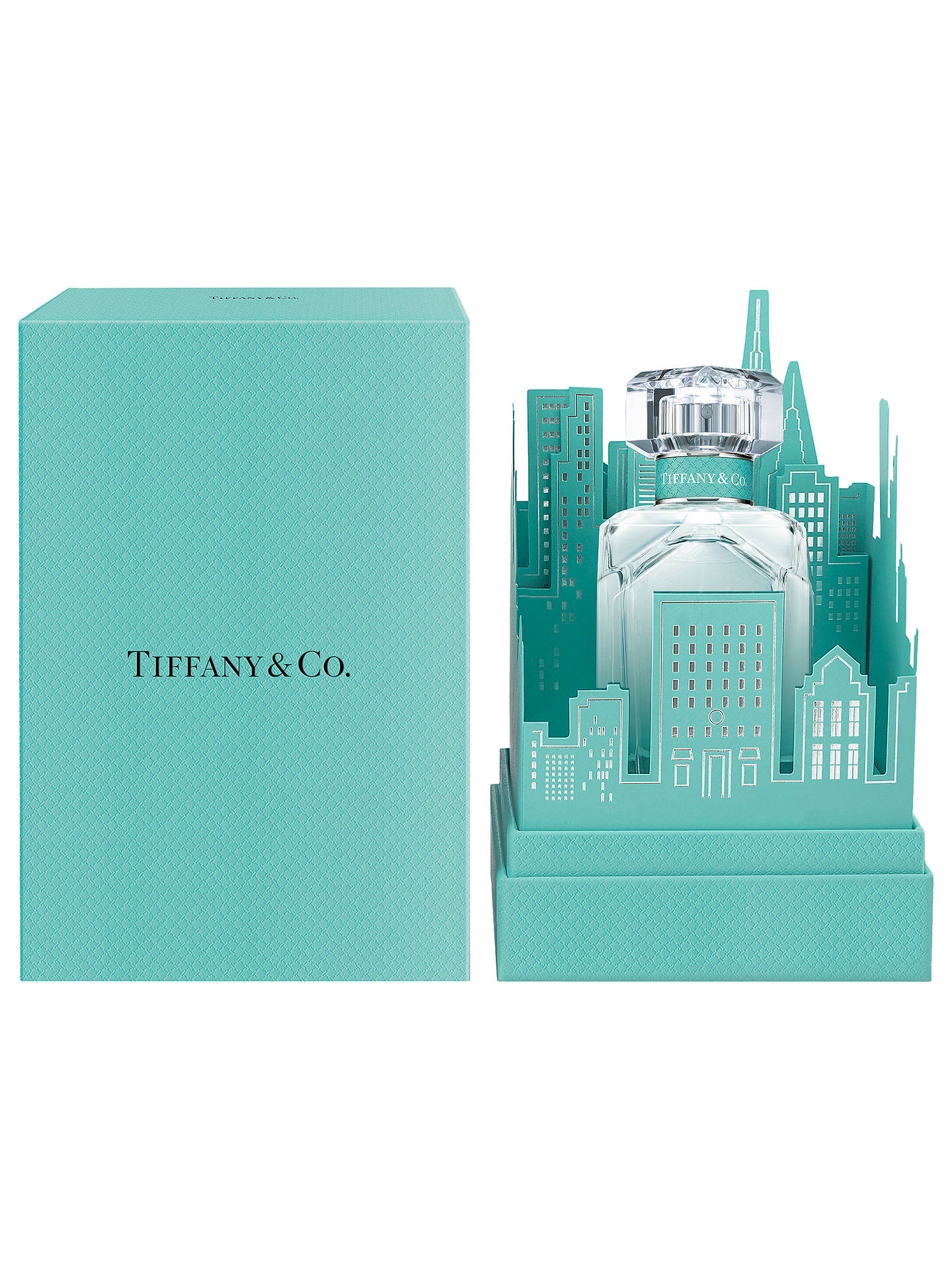 BuyTiffany & Co 75ml Eau de Parfum Skyline Fragrance Gift Set Online at johnlewis.com
