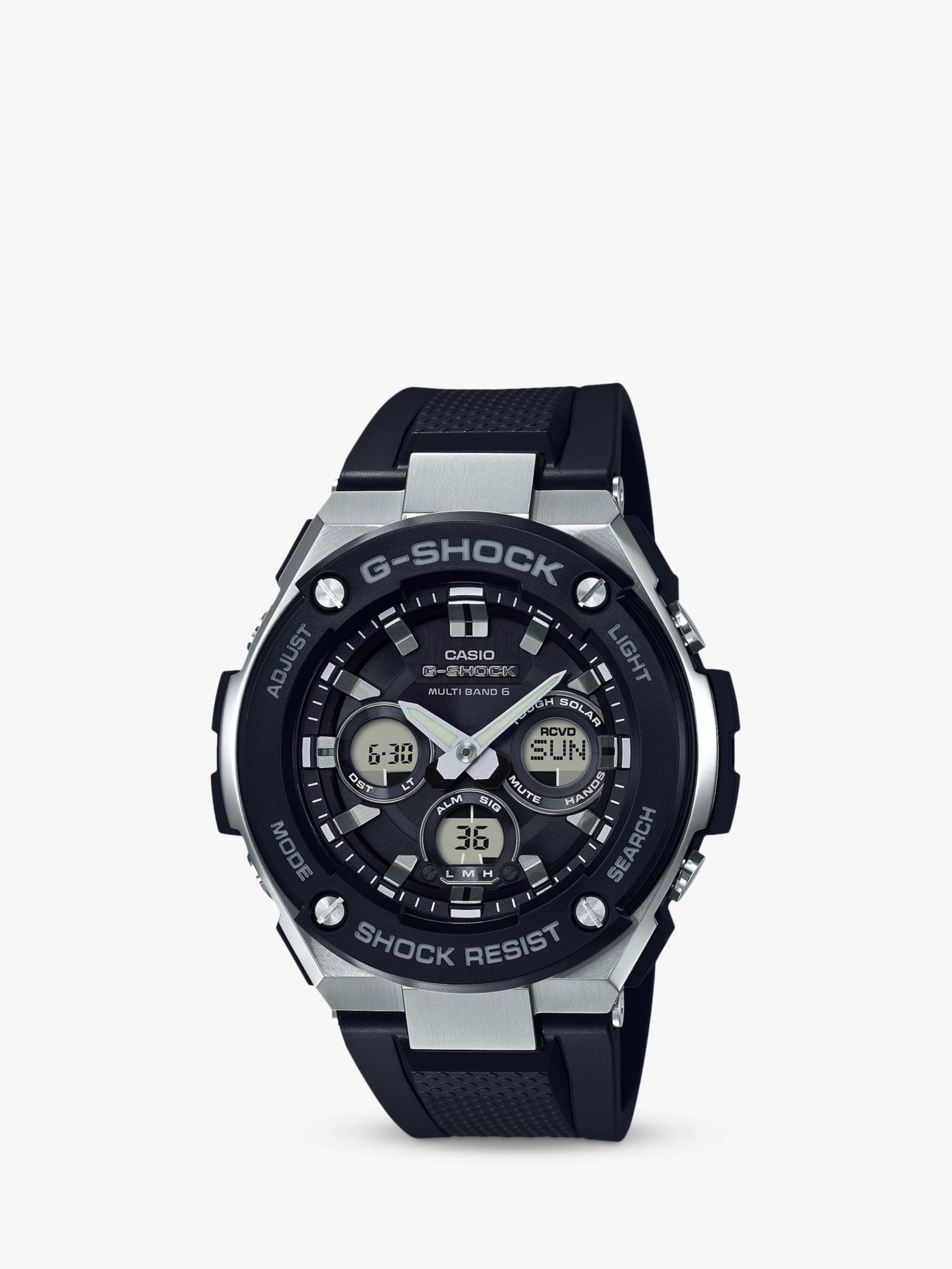 Casio Men's G-Shock G-Steel Watch