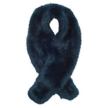 Buy Jigsaw Seraa Faux Fur Scarf Online at johnlewis.com