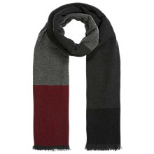 Buy Brora Cashmere Colour Block Stole Online at johnlewis.com