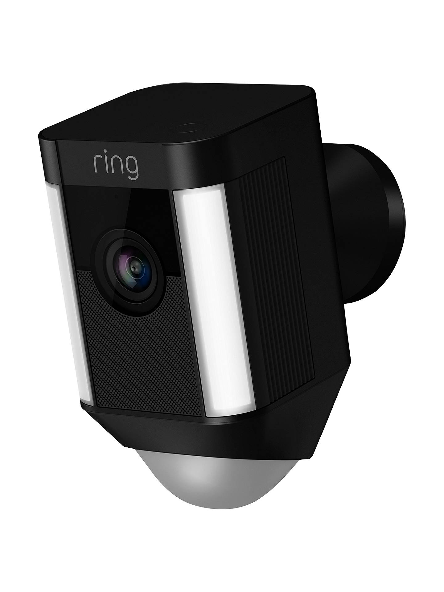 Ring Spotlight Cam Smart Security Camera With Built In Wi Fi Siren Contacts Wiring Series Buyring Alarm