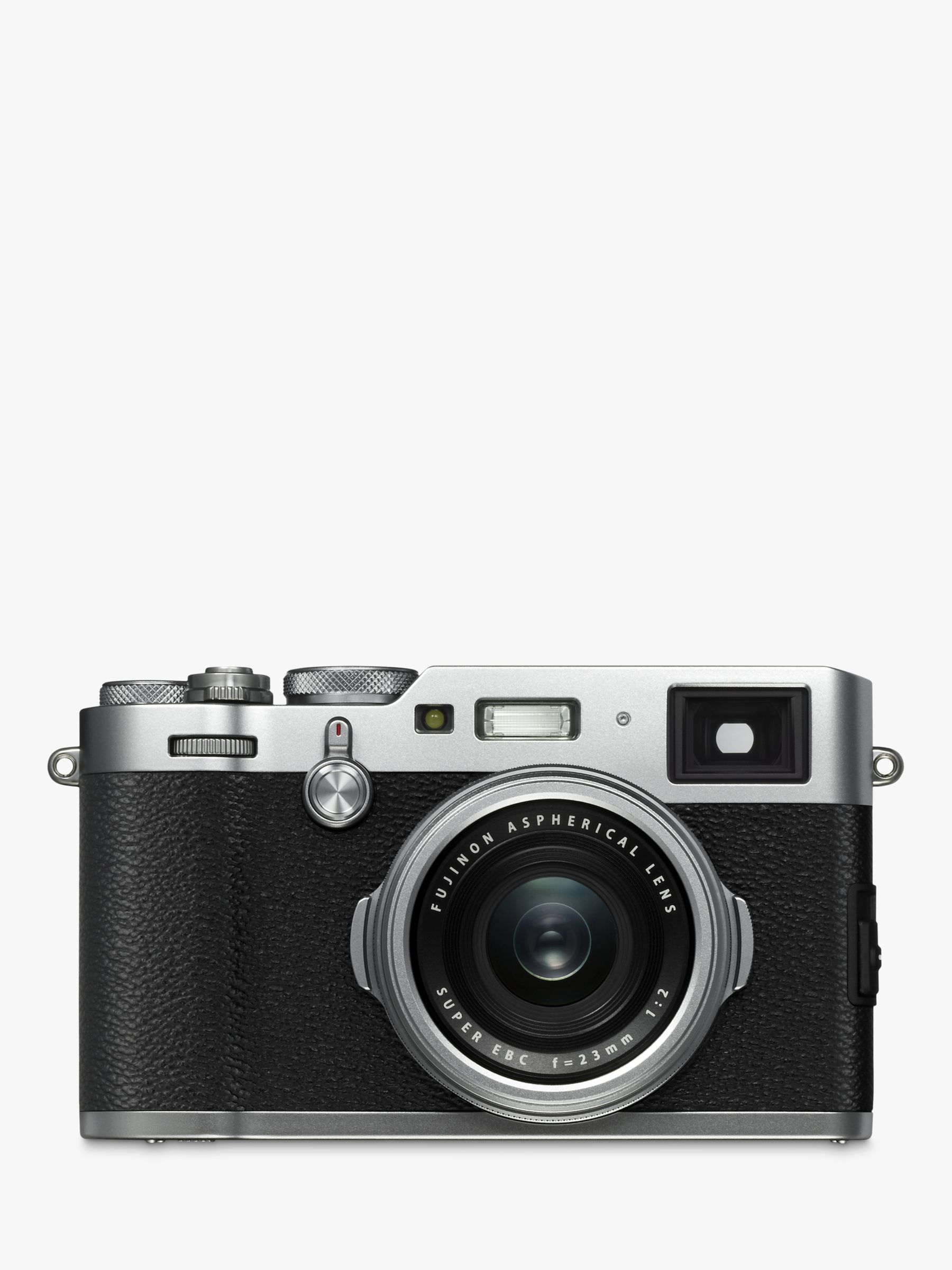Fujifilm Fujifilm X100F Digital Compact Camera with 23mm Lens, 1080p Full HD, 24.3MP, Wi-Fi, Hybrid EVF/OVF, 3 LCD Screen