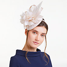 Buy John Lewis Tasha Pillbox Large Feather Fascinator Online at johnlewis.com