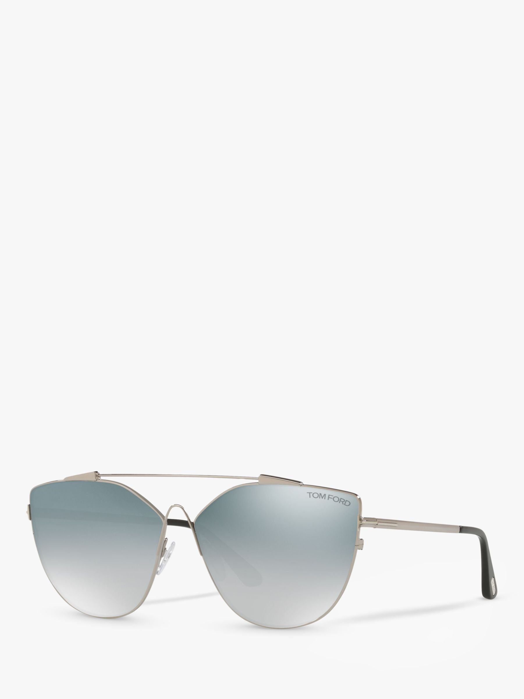 Tom Ford TOM FORD FT0563 Jacquelyn Cat's Eye Sunglasses