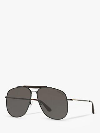 acf0043864ee TOM FORD FT0557 Connor Aviator Sunglasses