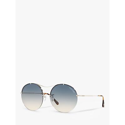 TOM FORD FT0565 Veronique-02 Round Sunglasses