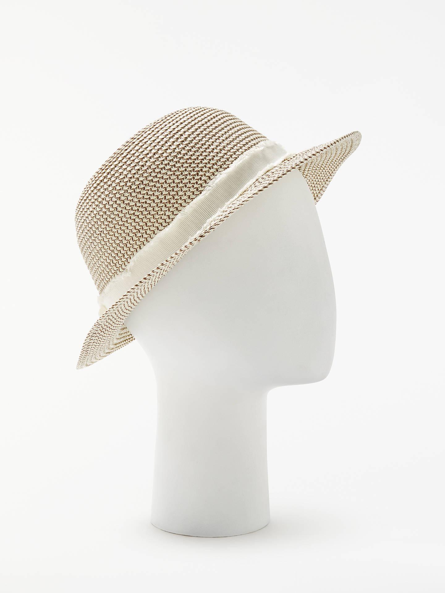 1013e7df57cdf Buy John Lewis   Partners Packable Small Brim Sun Hat