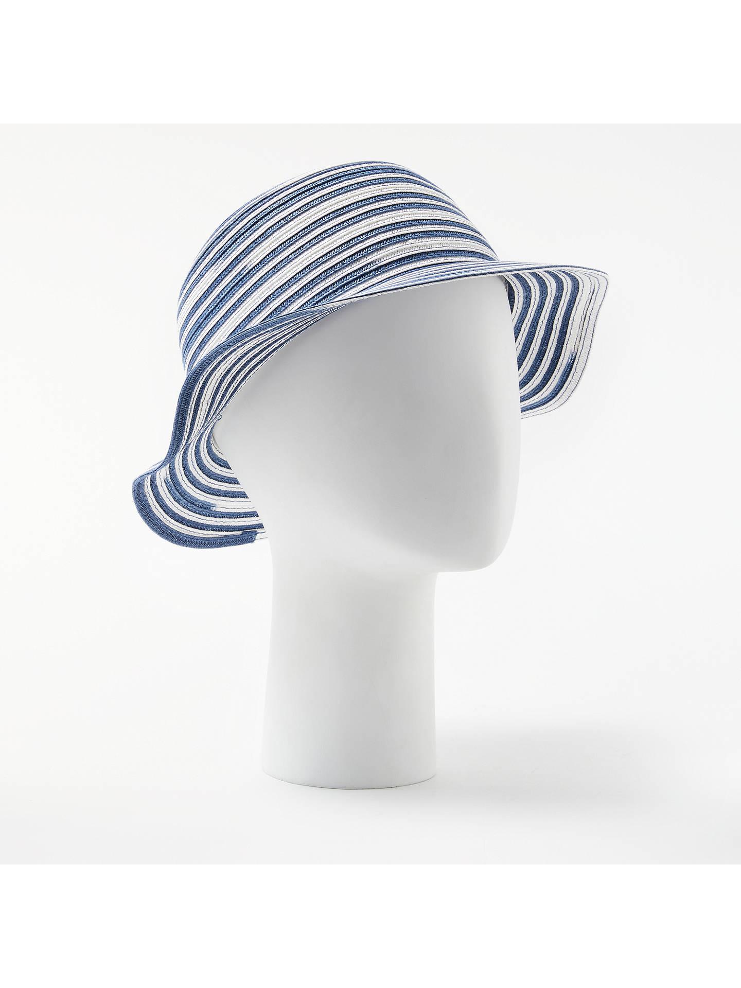 cd6417c4ae0da Buy John Lewis   Partners Packable Ombre Small Brim Sun Hat